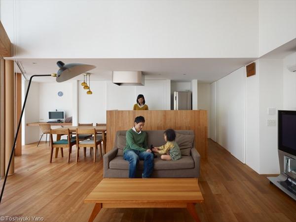 casa-japonesa-en-kawachinagano-fujiwarramuro-architects