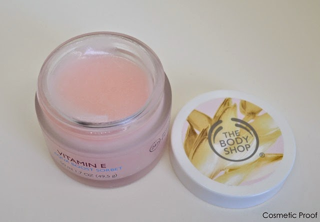 The Body Shop Vitamin E Aqua Boost Sorbet (2)