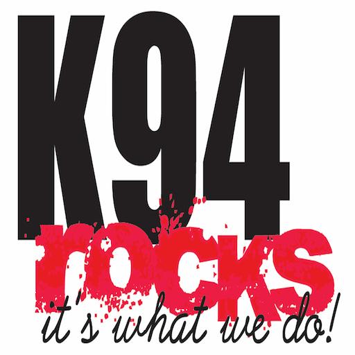 94.3 FM WKKI LOGO-APP點子