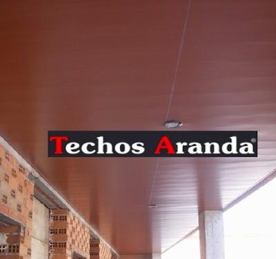 Techos aluminio Almassora