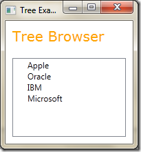 How do I code: WPF: TreeView example (Part 2)