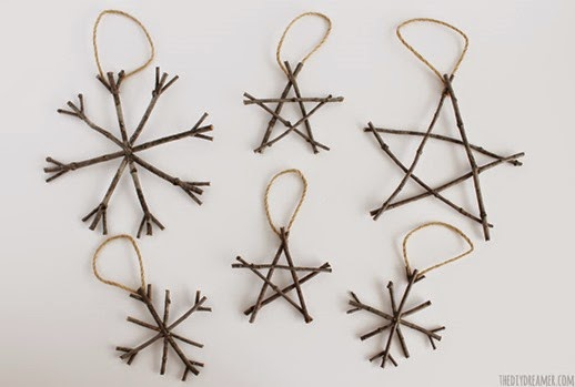 Twig-Ornaments