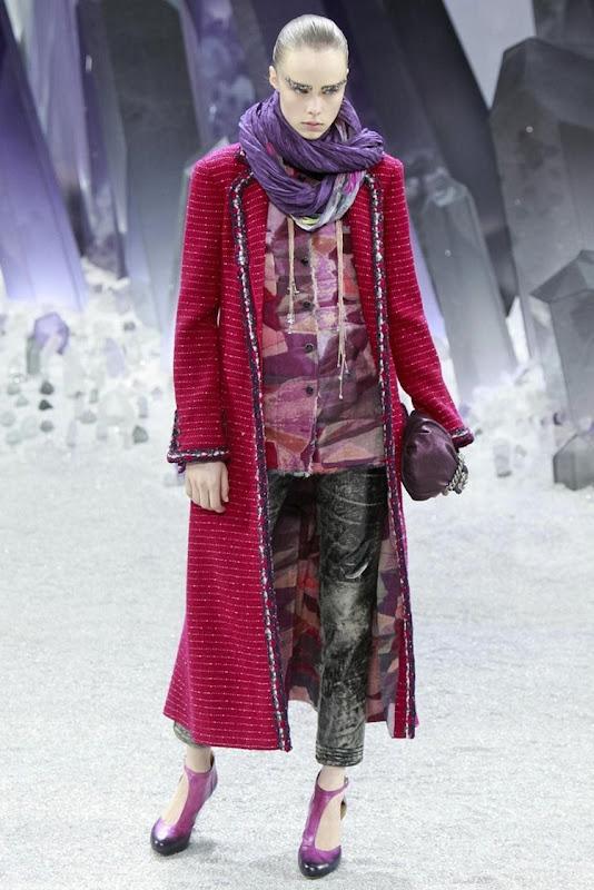 Chanel, Ready to Wear, Fall Winter, 2012, Paris