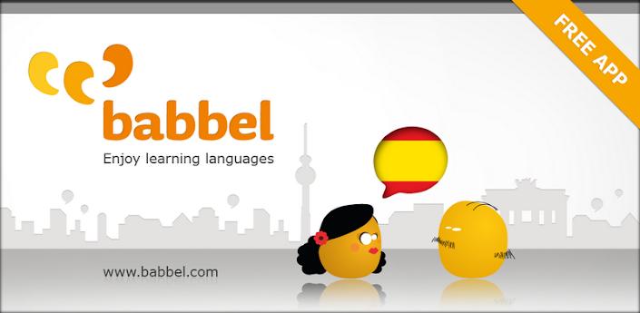Imparare lo spagnolo: Babbel