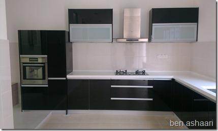 Kabinet Dapur Yang Simple Dan Cantik M A D
