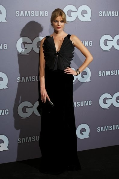 Cristina Tosio attends the GQ Men Of The Year Award 2013