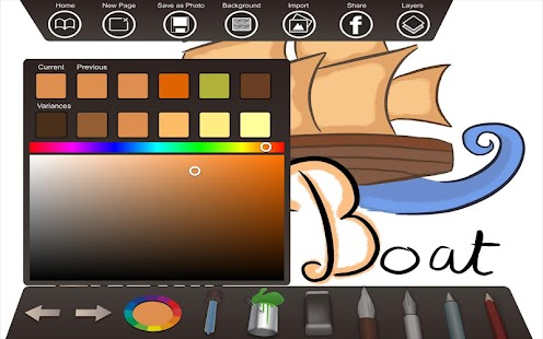 Paperless-Draw, sketch, tablet - screenshot thumbnail