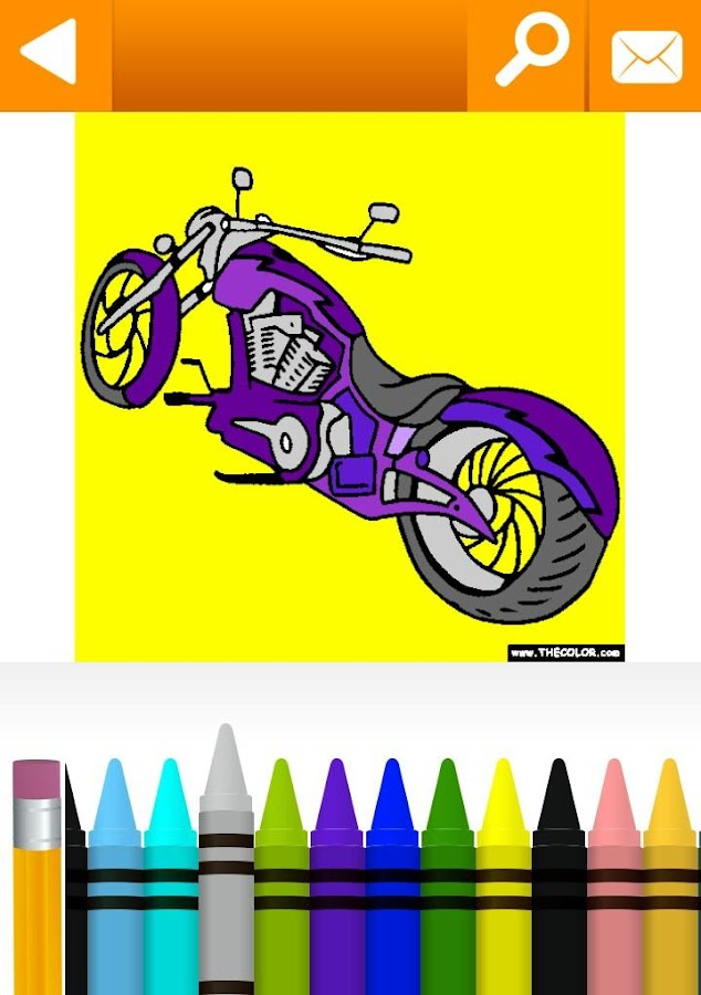 Vehicles Coloring Book Free- screenshot