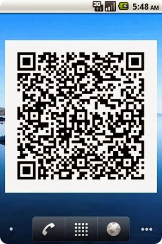QR-Code-Widget-for-Android