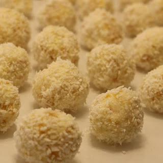 No Bake Coconut Balls.