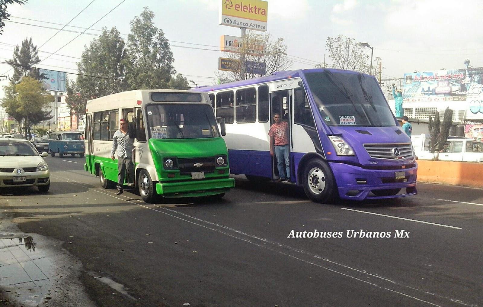 Autobuses Urbanos Ciudad de México: Mercedes Benz Ayco ...