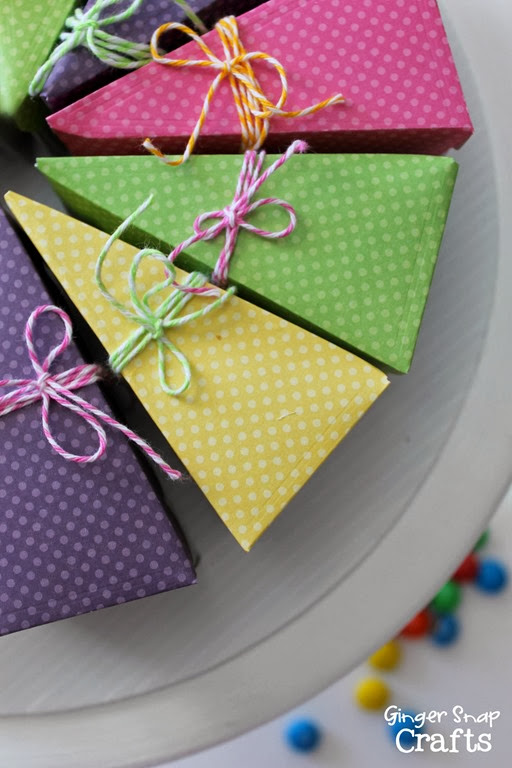 party favors #tutorial #papercraft #spon