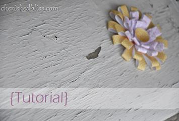 chrysanthemum Flower tutorial