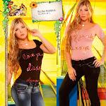 Angelica Jaramillo y Sofia Jaramillo Modelando D'Axxys Jeans Foto 40
