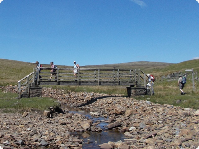 bridge over grain beck