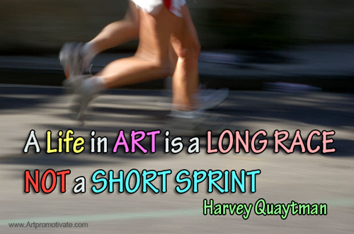harvey quaytman quote