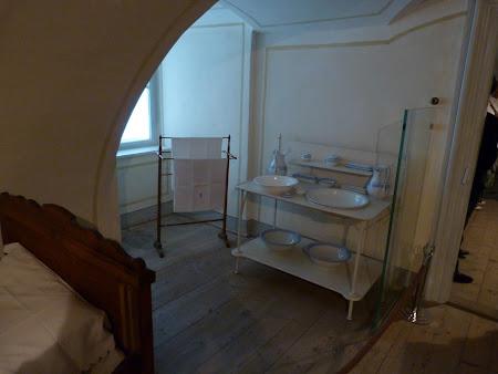 Imagini Burgenland: toaleta la palat