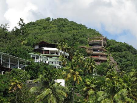Aici s-a filmat Burlacul in Caraibe