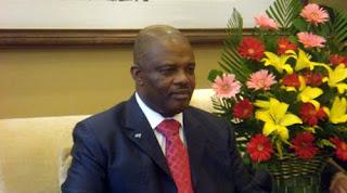 Evariste Boshab, président de l'Assemblée nationale.