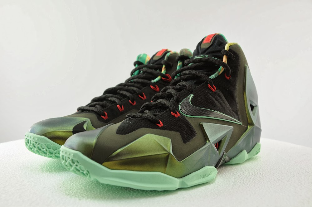 9ce16595898 ... King of the Jungle LeBron 11 is Only Five Days Away ...
