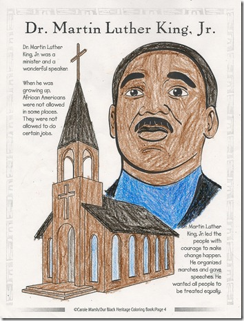 Martin Luther King Jr. Artwork