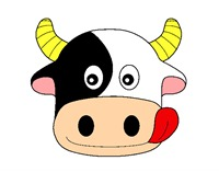 mascaras de vaca (1)