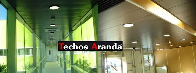 Techos aluminio San Fernando
