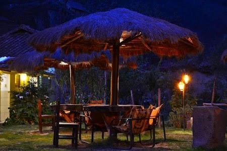 Valea sacra a incasilor:. Relax in Ollantaytambo