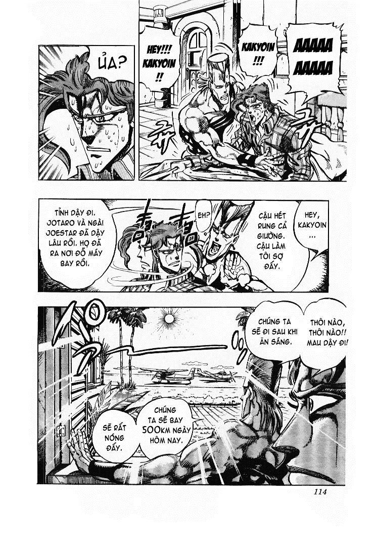 JoJo no Kimyou na Bouken Chap 168 - Truyen.Chap.VN