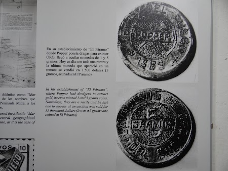 Monezile lui Iuliu Popper in Tara de Foc