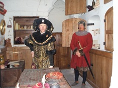 Warwick Castle - The Kingmaker Exhibition (4)