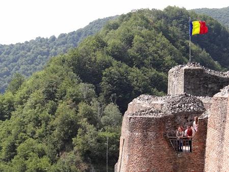 25. Cetatea lui Vlad Tepes.JPG