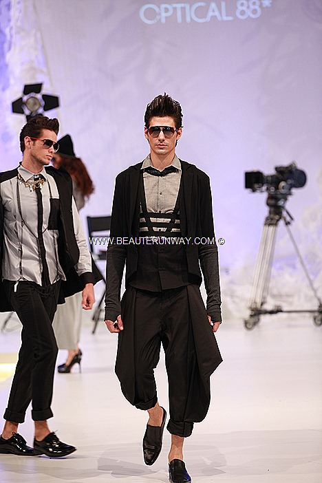 OPTICAL 88 SPRING SUMMER 2012 FENDI PRADA GUCCI DIOR PORSCHE CYMA EYEWEAR OAKLEY BURBERRY SHADES FASHION WEEK MIDVALLEY MALAYSIA
