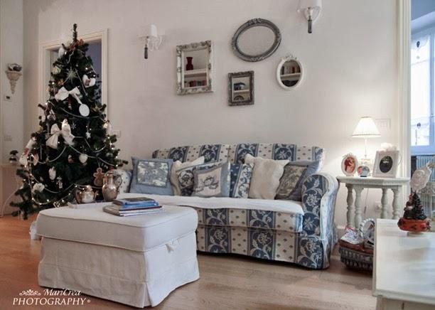 Shabby And Charme La Mia Casa Winter Edition Fotografata Per La