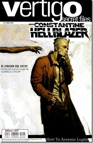2012-01-01 Hellblazer - Especiales