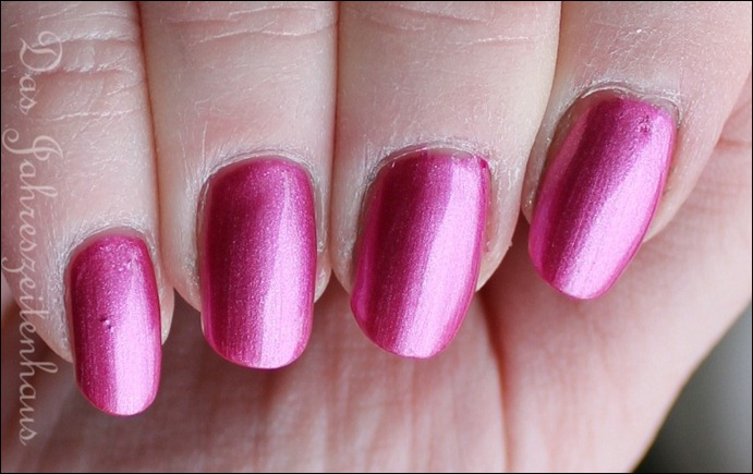 Maybelline Jade Forever Strong - 11 - Metallic Rose 7