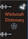 Dicionário Witchcraft