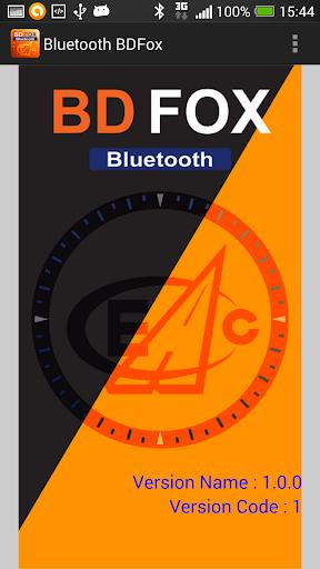 CEAC BDFox App