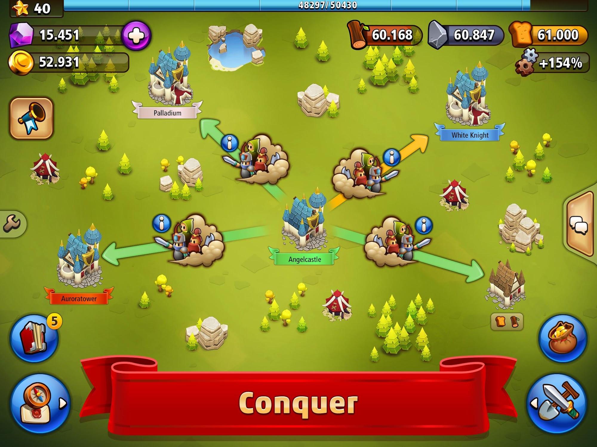 Shadow Kings screenshot #13
