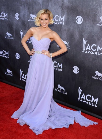 Kellie Pickler attends the 49th Annual Academy Of Country Music Awards