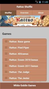 Rattus Shuffle- screenshot thumbnail