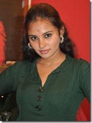 Actress Aarushi at Cinema Calendar 2013 Launch Photos