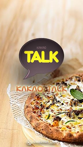 CLUSTER Pizza Talk