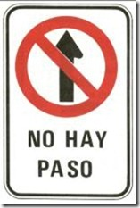 Señales Restrictivas Señalización Y Seguridad Vial