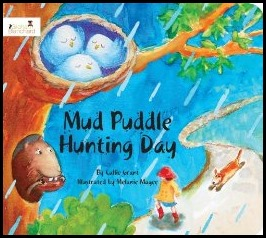 Mud Puddle Hunting Day (cover)