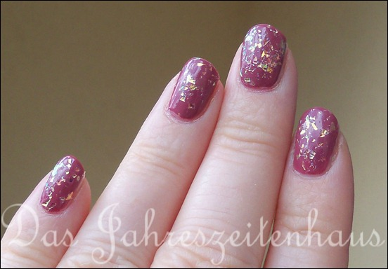 Catrice Welcome to Roosywood mit China Glaze Luxe and Lush 3