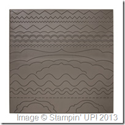 Simply Scored Borders Scoring Plate, The Craft Spa, Amanda Bates