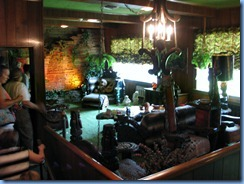 8125 Graceland, Memphis, Tennessee - Graceland Mansion - jungle room
