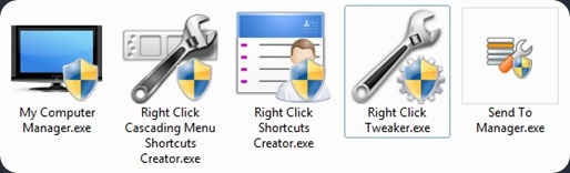 Customize Windows Menu With Right Click Enhancer