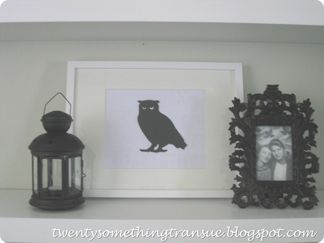 Halloween Framed Art 2